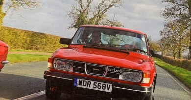Saab et Triumph dans l'Autobild Klassik