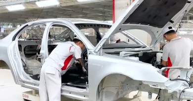 Evergrande Auto Produktion