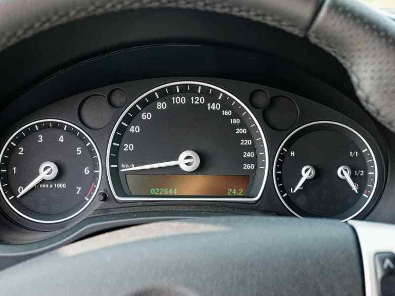 Un Saab con muy pocos kilómetros