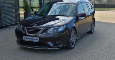 Saab Turbo X collector's item