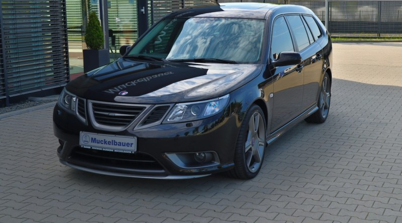 Pièce de collection Saab Turbo X