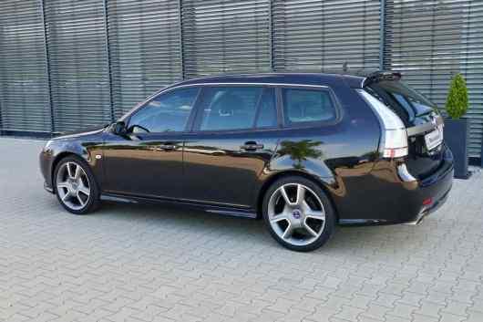 Un oggetto da collezione Saab