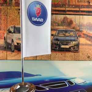 Tafelvlag Saab