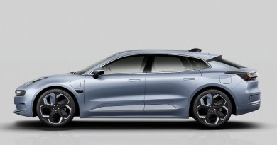 Zeekr 001 - the newest EV from the Geely Group