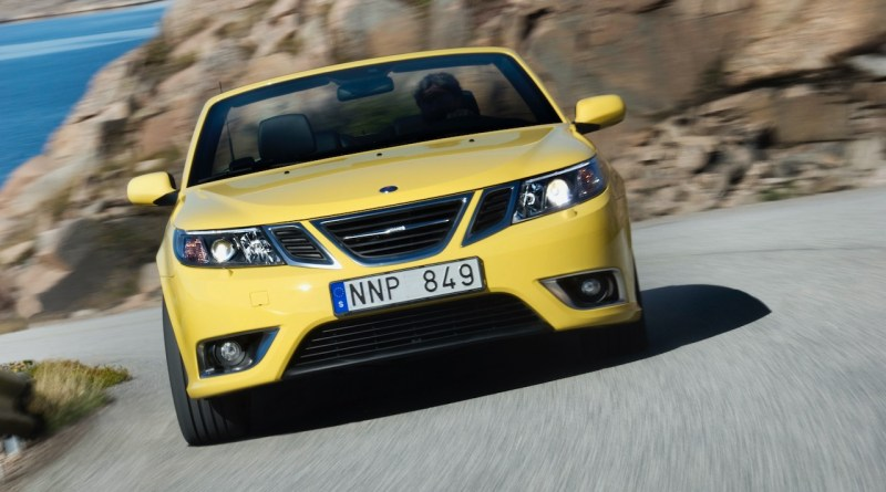 Kelley Blue Book recommends the Saab 9-3 Cabriolet