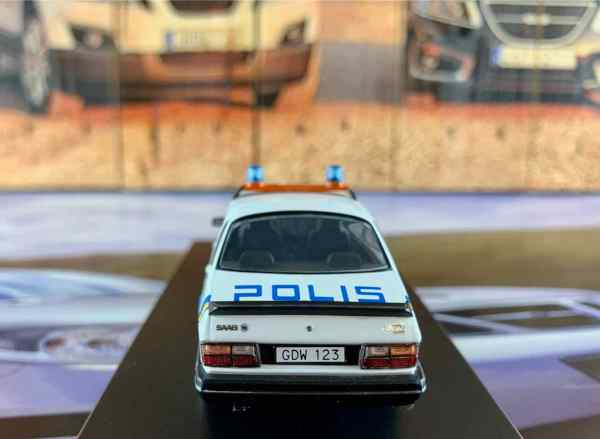 Saab 900i Полис 1987