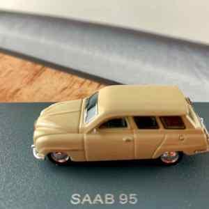 Saab 95 (1964) Neo-schaalmodellen