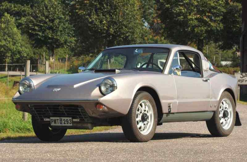 Saab Sonnet II 1967