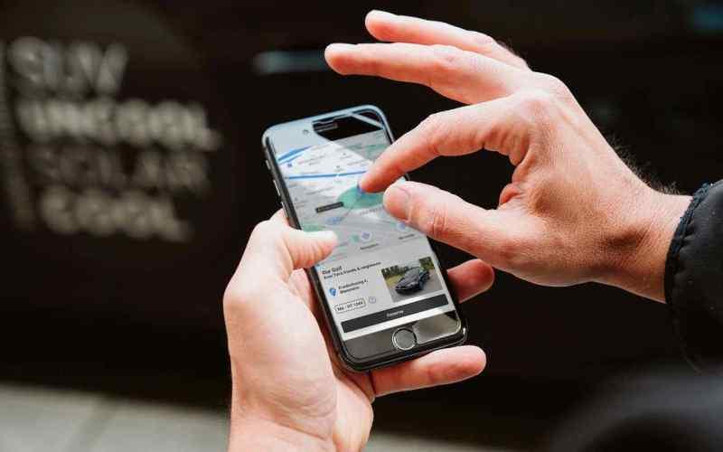 Bildelning för alla med Sono -appen