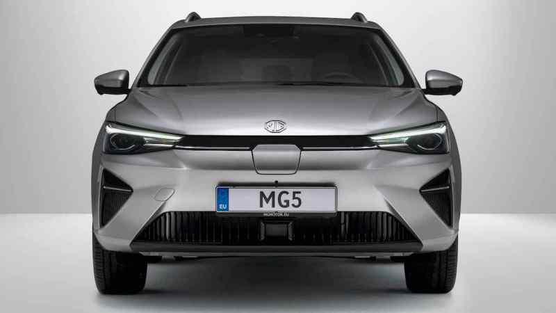 Una camioneta puramente eléctrica de MG estimula el segmento de mercado