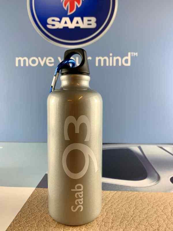 Botella deportiva Saab 9-3