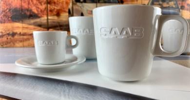 Tasse à café Saab (édition classique)