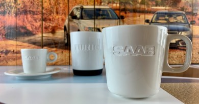 Saab Coffee Cup (Classic Edition)