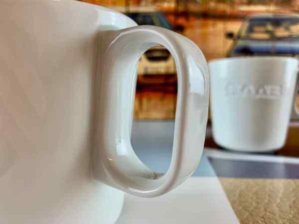 Saab Kaffeetasse