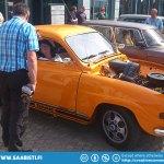 Anders Jensens fully restored Saab 1700S.