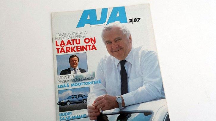AJA 2 1987. 4 €.
