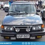 Another nice Saab 900 Turbo.