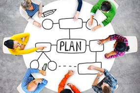 What is the difference between a strategic plan, a business plan and a fundraising plan?