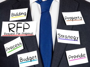 Three steps to creating an RFP