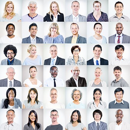 Who qualifies to be the face and voice of your organization?