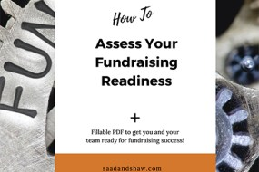 Is your nonprofit ready for fundraising? Download our free checklist!