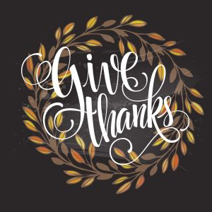 Thanks (For) Giving