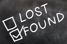 Lost and Found Donors