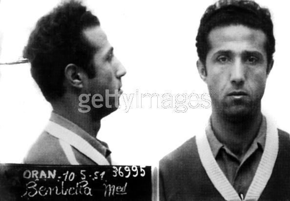Ben Bella, le tirailleur marocain infiltré au FLN dans Soutien des ONG benbella1951