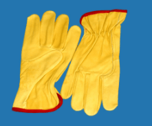 ST-101 Leather Gloves