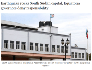 03: Before the attempted coup, there was an attempted quake..