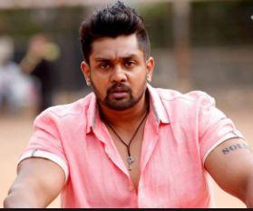 Actor Dhruva