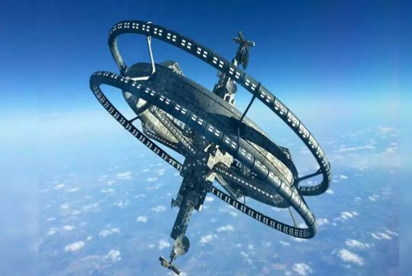 space-hotel