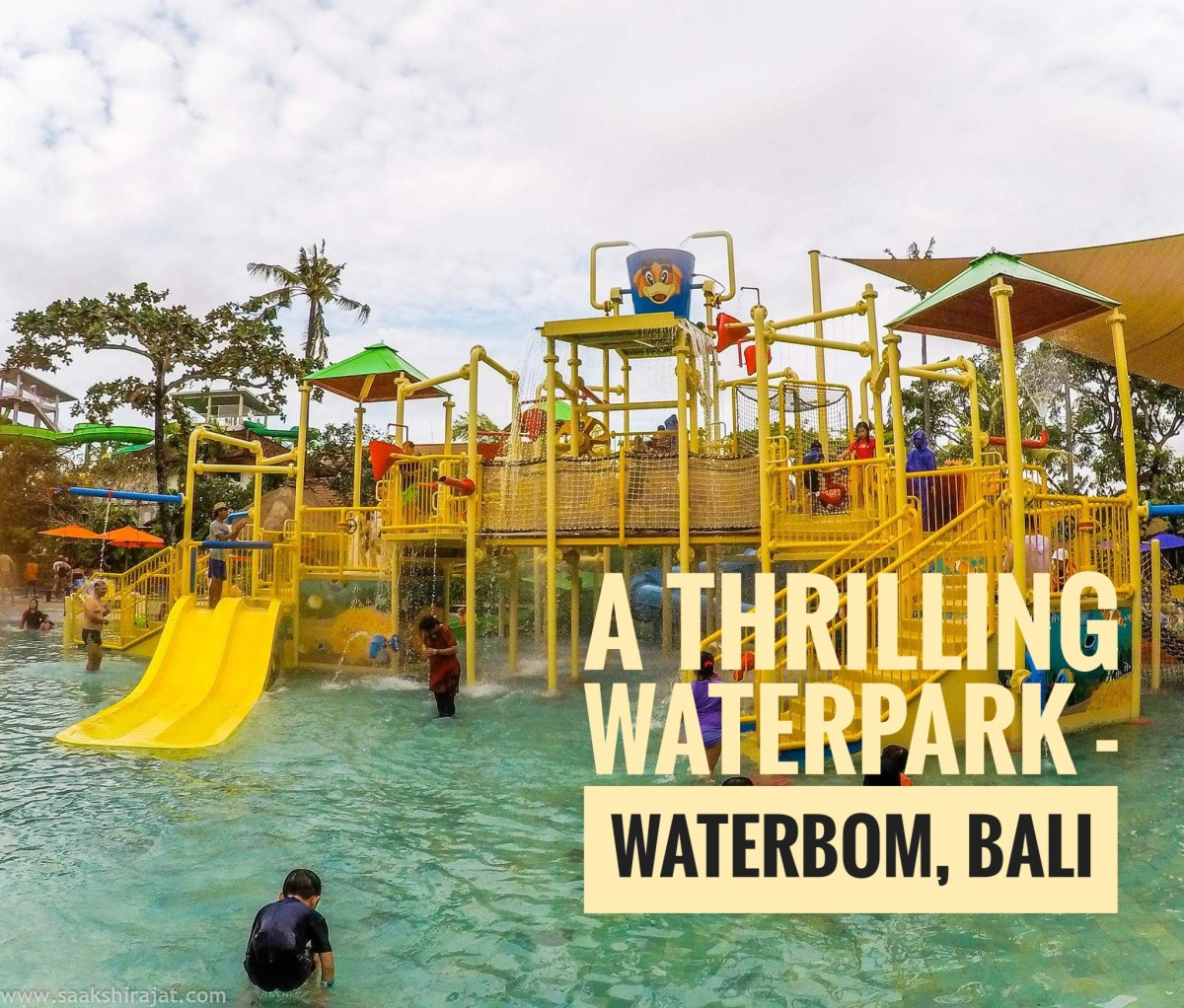 Waterbom Bali - A thrilling waterpark experience