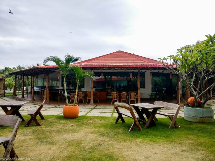 Chariot Beach resort Mahabalipuram