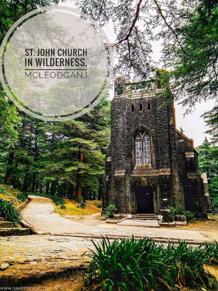 St. John Church, Mcleodganj