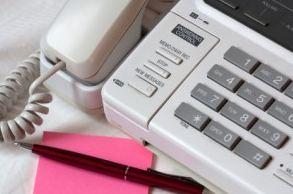 Fax Machine Outdate
