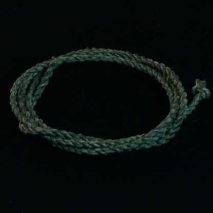 Sami, Saami Bracelet Leather cords (Reindeer leather) cord