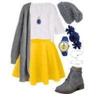 buttercup yellow anchor