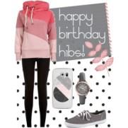 colour block sweater - hibs