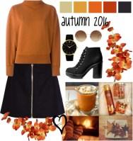 school girl jumper and skirt