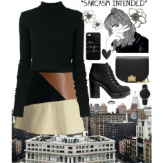 city girl chic