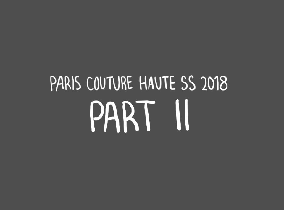 ss 2018 part ii