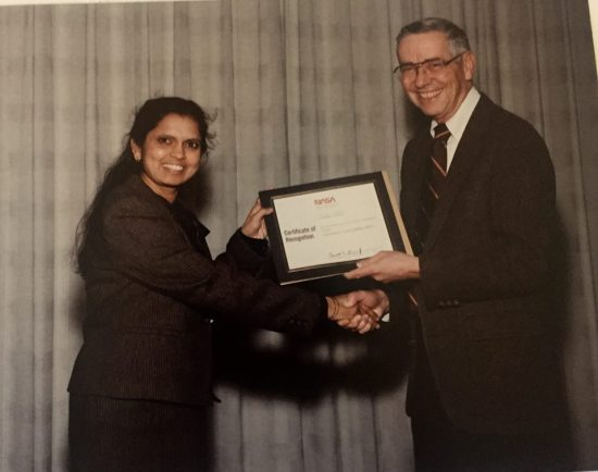 NASA Award