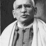 Portrait of Dr. Pattabi Sitaramayya.