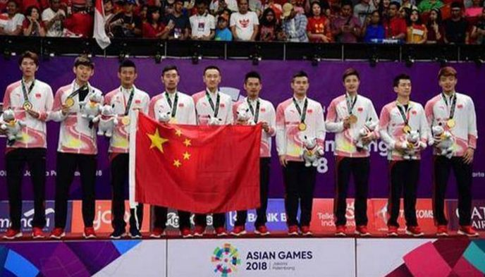 China reaches golden half-century in dominant Asian Games showing
