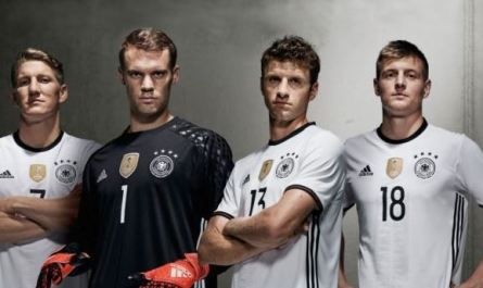 Adidas extends Germany football sponsorship to 2026