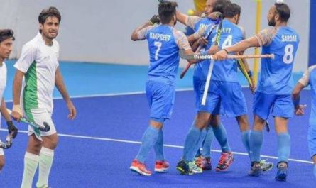 India Beat Pakistan in 3rd Position Spot in Asian Games 2018India Beat Pakistan in 3rd Position Spot in Asian Games 2018