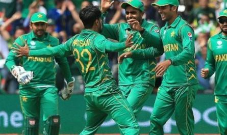 Pakistan Announced 16-man Squad for Asia Cup 2018