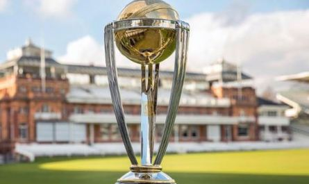 ICC Cricket World Cup 2019 Trophy Arrives in Lahore Today, Cricket World Cup 2019 Trophy Arrives in Lahore