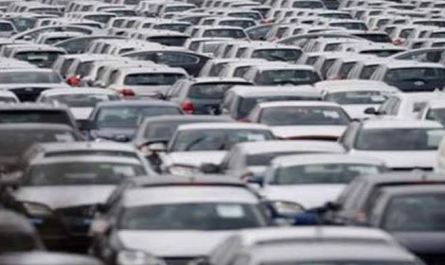 Retired Pakistan Judge has 2224 Cars Registered in his Name